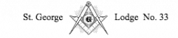 St. George Masonic Lodge #33 – Freemasons of St. George, Utah